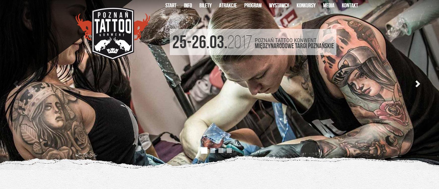 Poznań Tattoo Konwent 2017