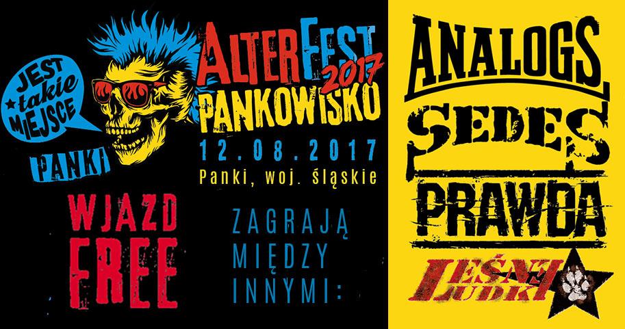 Festiwal Alterfest Pankowisko Panki 2017