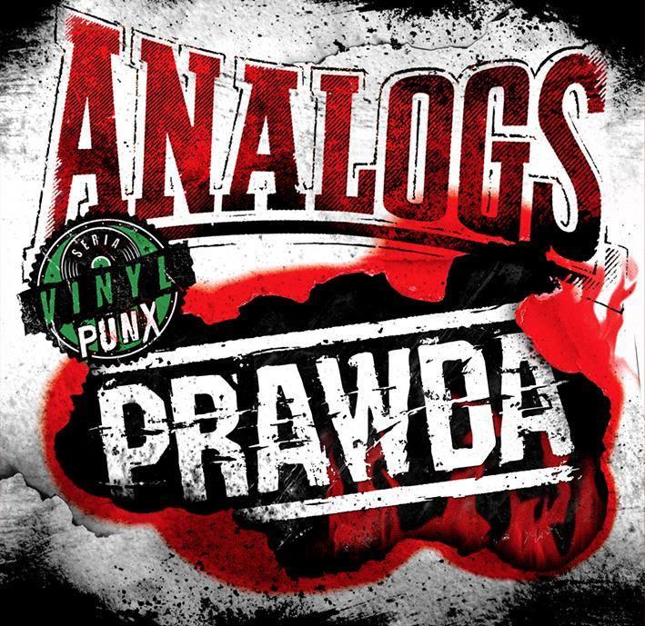 Vinyl Analogs+Prawda, pierwszy z serii Vinyl Punx.